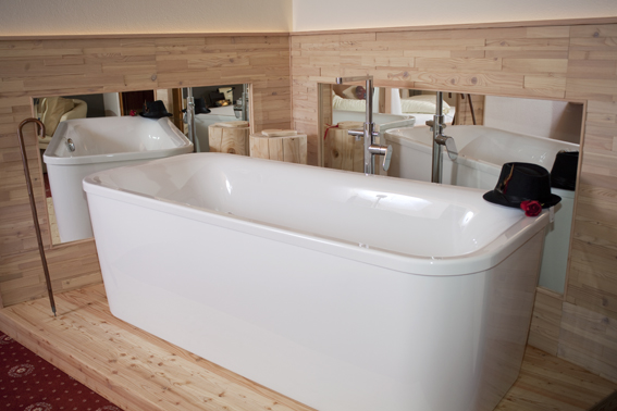 Tischlerei Hafner Badewanne