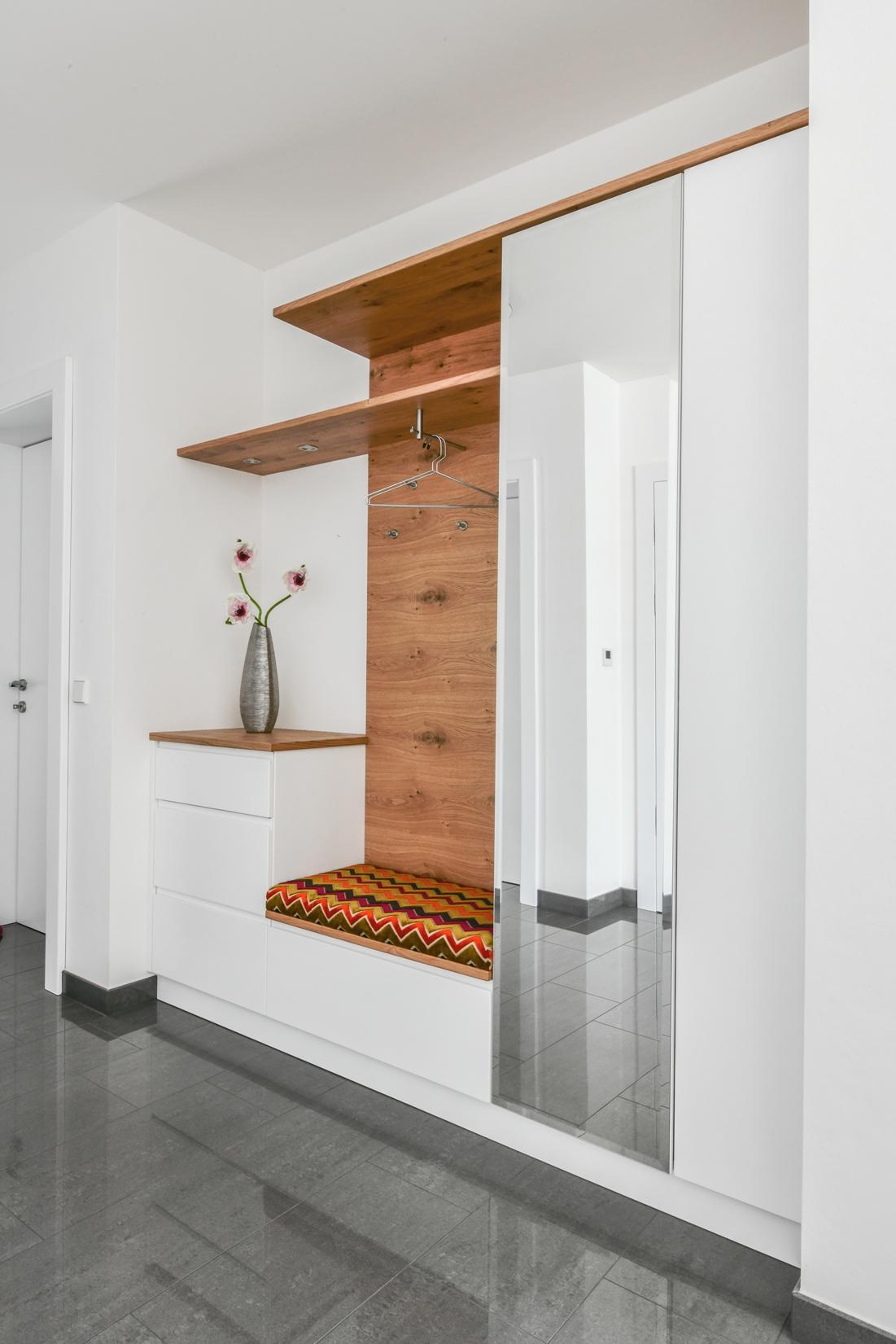 Tischlerei Hafner Garderobe